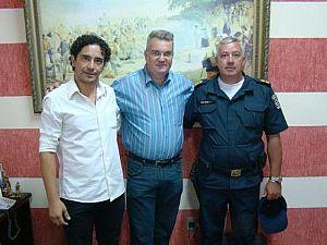 A Guarda Civil Municipal (GCM) de Porto Feliz. tem como novo comandante José Rodrigues Neto, que tem 26 anos de experiência no Exercito Brasileiro.