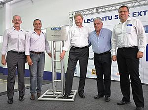 Multinacional Leoni inaugura novas instalações em Itu | Itu