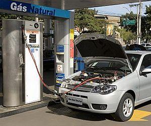 GNV tem segunda redução de preço este ano, a primeira foi em maio (Foto: Francisco Santos Silva/O Dia
