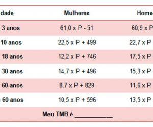 Entendendo a importância da taxa metabólica basal - Itu.com.br
